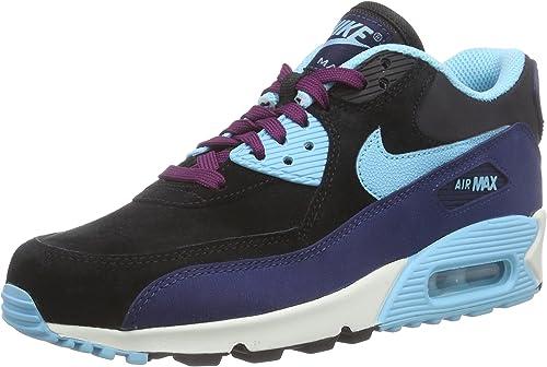 Nike Wmns Air Max 90 Lthr, Scarpe da Ginnastica Donna