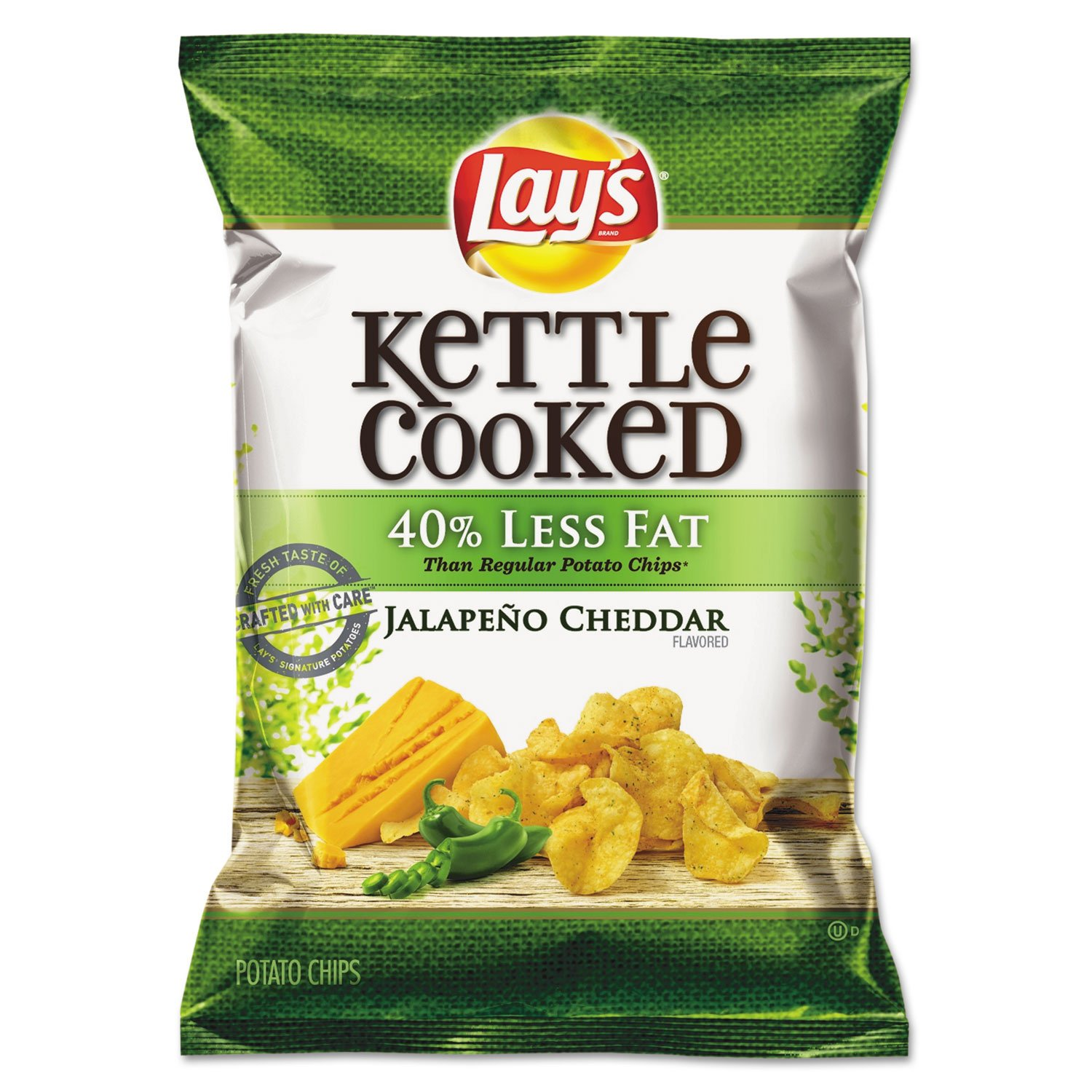 Lay S Kettle Cooked Potato Chips Nutrition Information ...