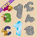 Alphabet Puzzles for Toddlers and Kids FREE