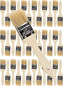 Pro Grade - Chip Paint Brushes - 36 Ea 1.5 Inch Chip Paint Brush