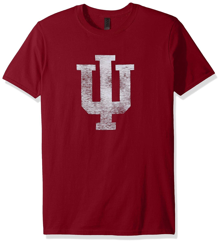 NCAA Adult-Men Vintage Sheer S//S T