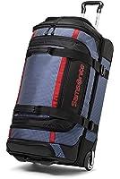 "Samsonite Ripstop Wheeled Duffel 30"" Blue Unisex Luggage"