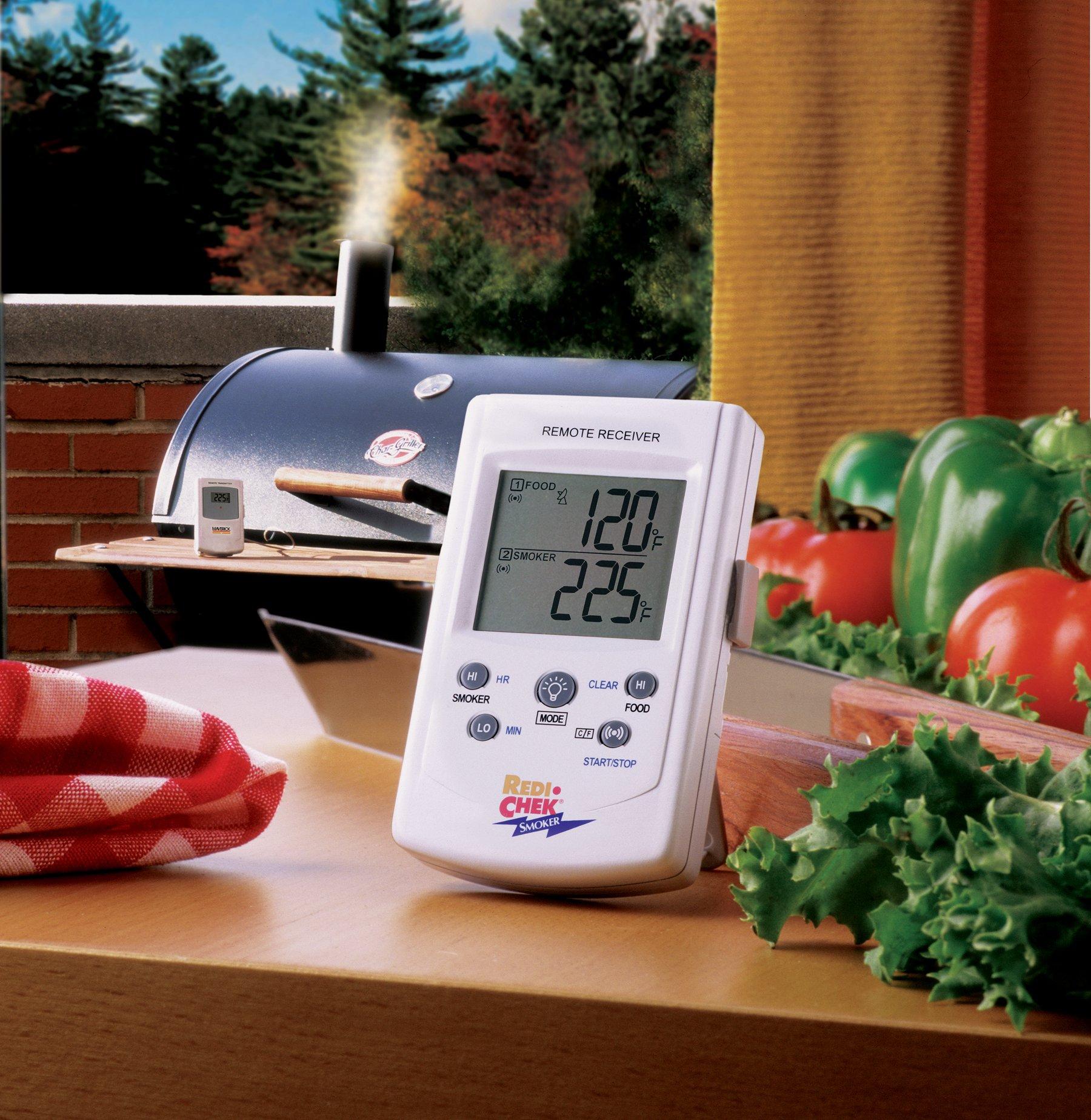 Maverick M Remote Smoker Thermometer [ET-73] - White