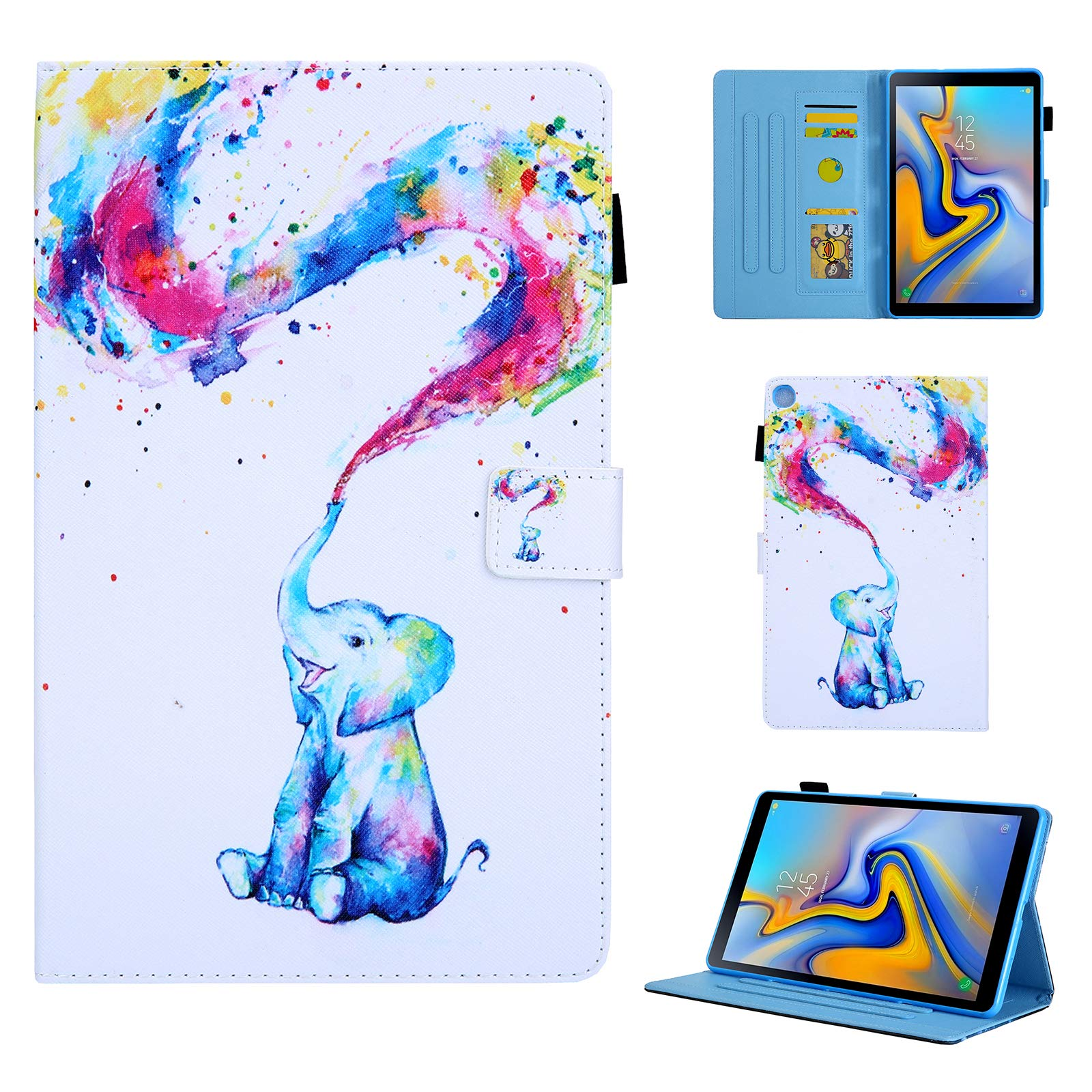 Funda Samsung Galaxy Tab S5e TOPEE [7RYLJDNM]