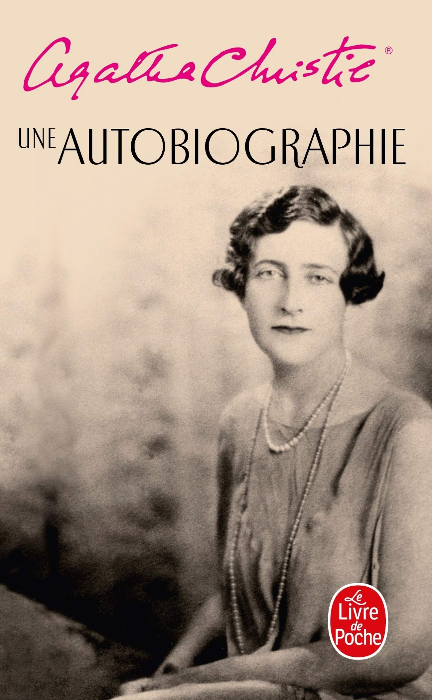 Une Autobiographie Amazon Ca Agatha Christie Books