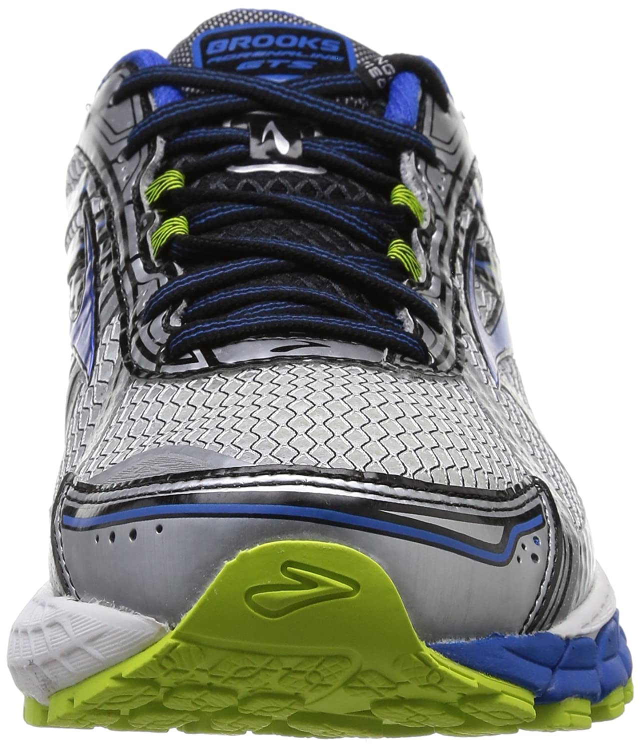 cc773b5d8013b Brooks Men s Adrenaline GTS 15 White Olympic Lime Punch Athletic Shoe  Buy  Online at Low Prices in India - Amazon.in