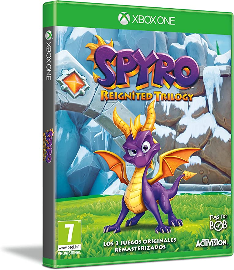 Spyro Reignited Trilogy: Amazon.es: Videojuegos