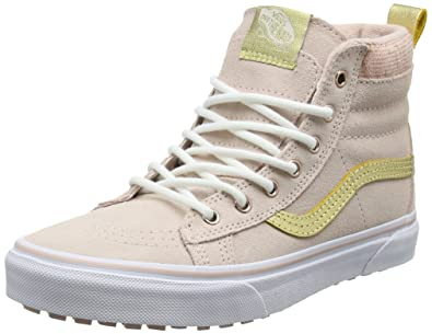 Vans Girls  Sk8-hi MTE Trainers  Amazon.co.uk  Shoes   Bags 754f21a7f03