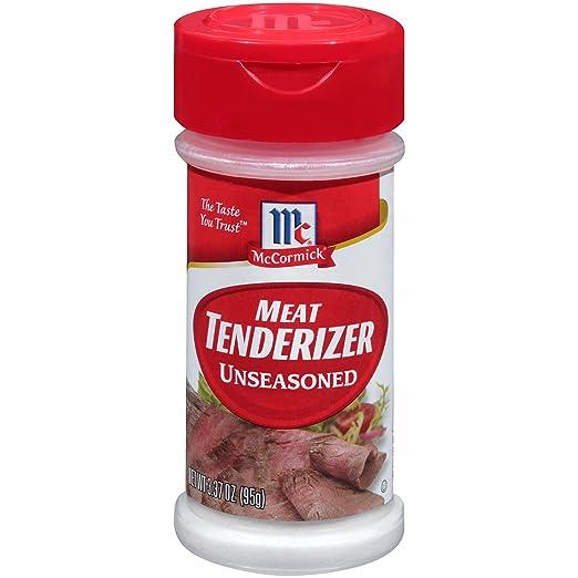 McCormick Non Seasoned Meat Tenderizer, 3.37 oz