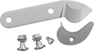 Fiskars Original replacement blade, anvil and screws, For Fiskars Lopper Anvil Shears L109, LX99, L93, L99, Grey, 1026286
