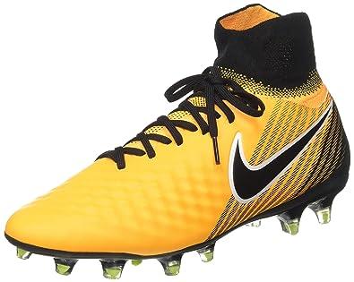 reputable site 5fe23 e5cd9 Nike Magista Orden II FG, Chaussures de Football Homme, (Laser OrangeBlack
