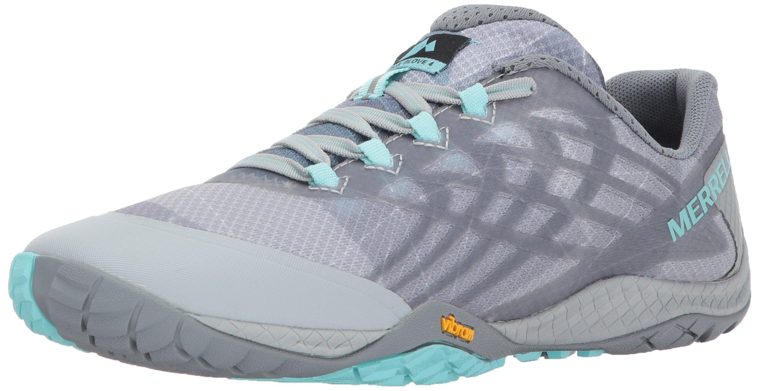Merrell Women's Glove 4 Trail Runner,High Rise,9 M US