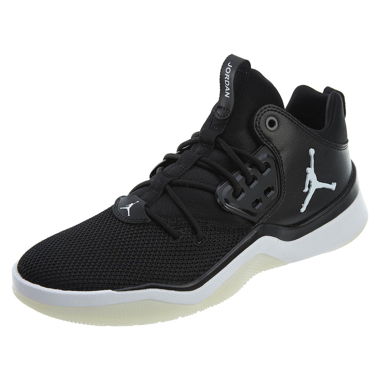 new arrival e3f74 248bd Amazon.com   Nike Mens Air Jordan DNA Mens Style AO1539 Black White Size 12    Basketball