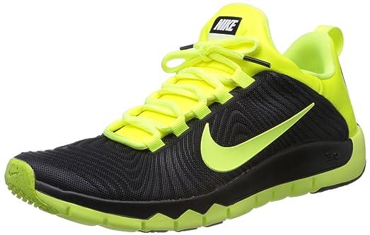 125dfc32e70e ... Nike Mens Free Trainer 5.0 BlackVolt Training Shoe 13 Men US .