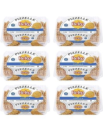 Reko Vanilla Pizzelle - 6 Pack