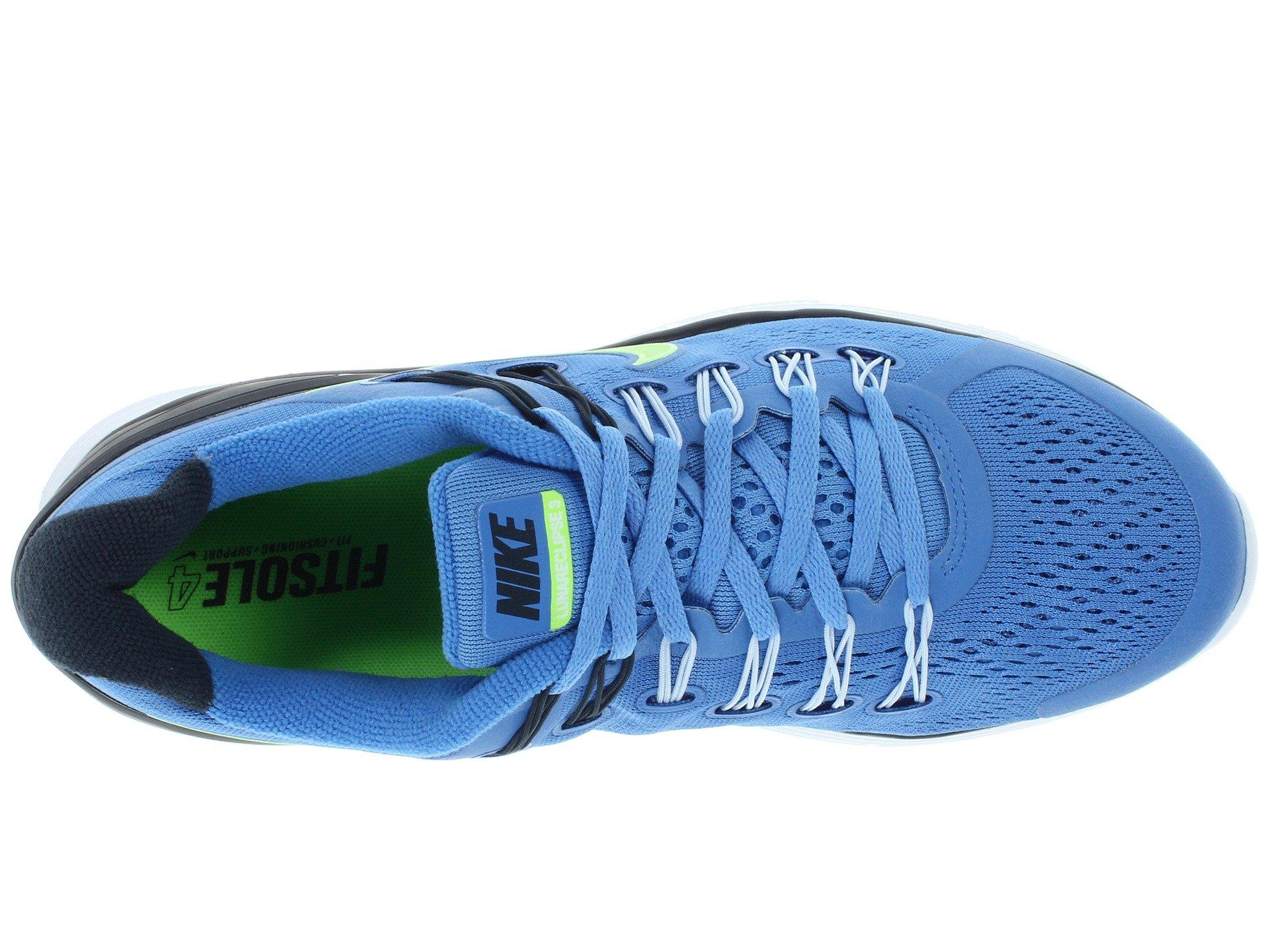 6e75997bc1e1 Nike Lunareclipse+ 3 Women s Distance Blue Armory Navy Flash Lime ...