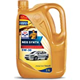 HP Lubricants Neo Synth 5W-30 API SN Semi Synthetic Engine Oil for Cars (3.5 L)