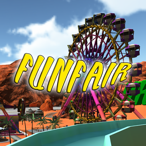 Funfair - An entire amusement park in one app!