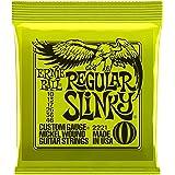 Ernie Ball 2221 Nickel Regular Slinky Electric Guitar Strings 3 Pack