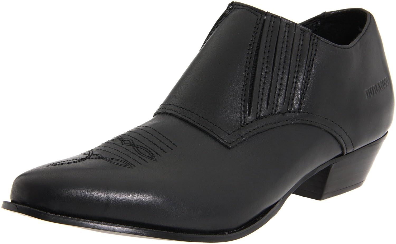 Durango Women's Shoe Boot Slip On B000F1DASS 8.5 M US|Black