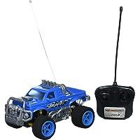 Lutema- Lutema Camión a Control Remoto, Color Azul