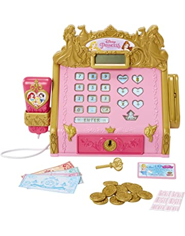 Disney Princess Royal Boutique Cash Register (Se distribuye Desde el Reino Unido)