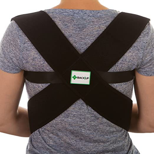 Back-Up Posture Corrector Support Brace for Women & Men