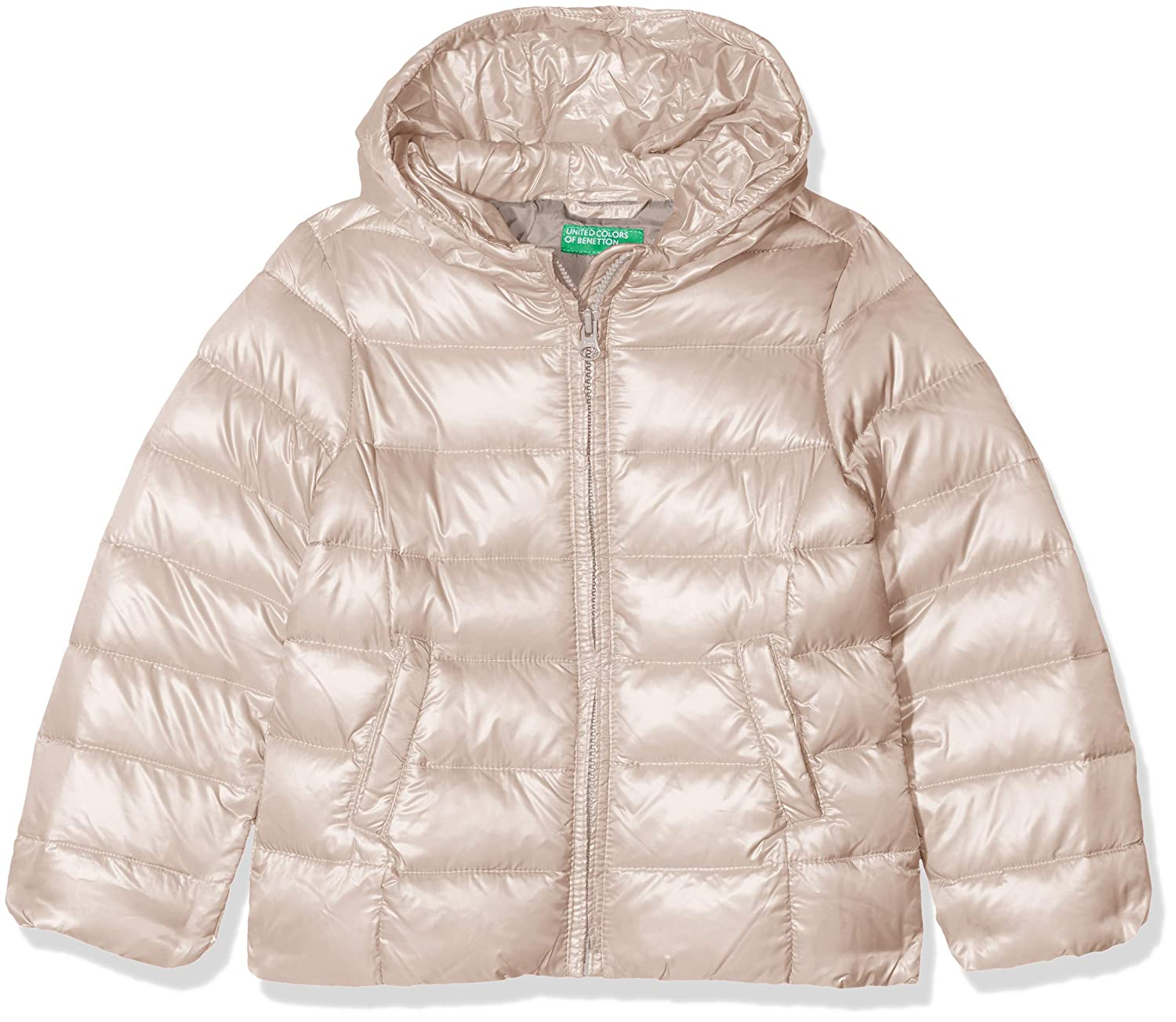 United Colors of Benetton Jacket, Chaqueta para Niñas: Amazon.es: Ropa y accesorios
