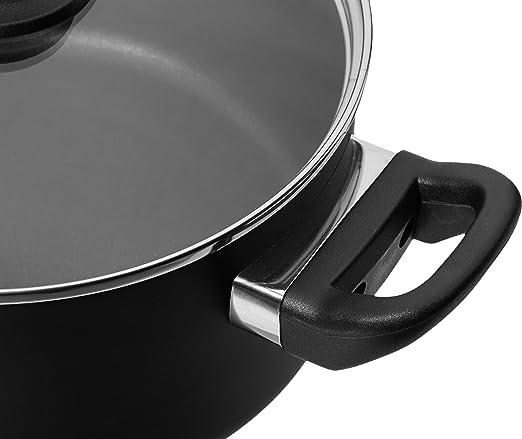 AmazonBasics - Juego de utensilios de cocina antiadherentes, 8 ...