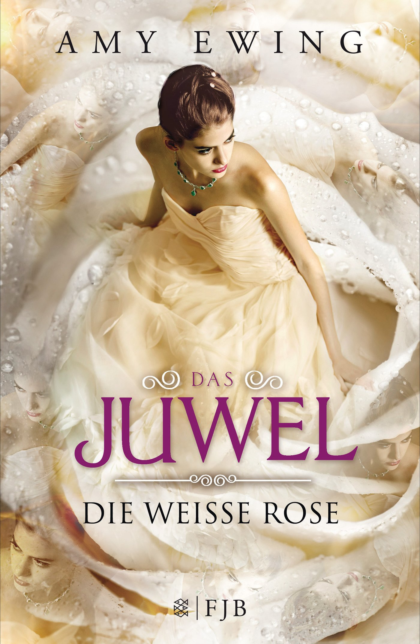 Das Juwel- Die weiße Rose