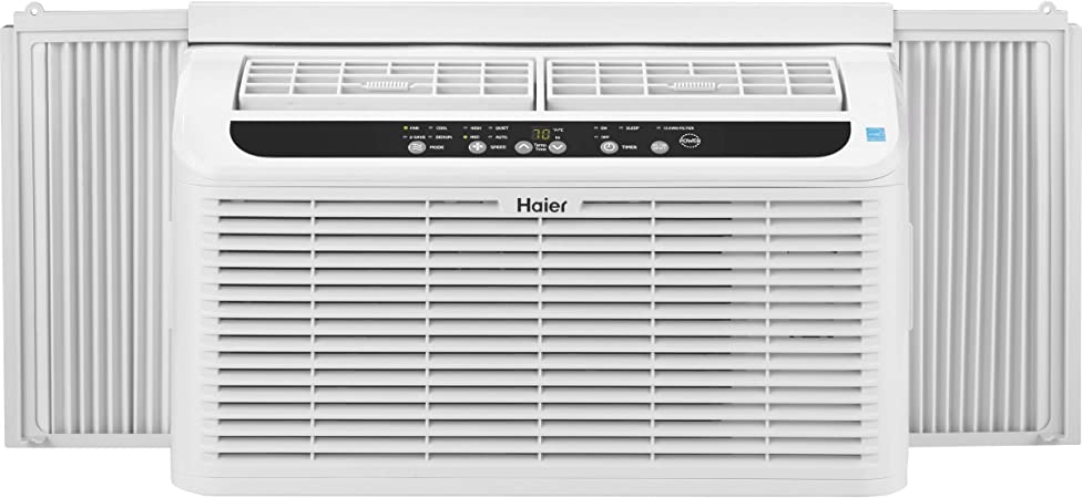 Haier QHV05LZ 5,050 BTU 115-Volt Window Air Conditioner humidty-meters 5,000 115V
