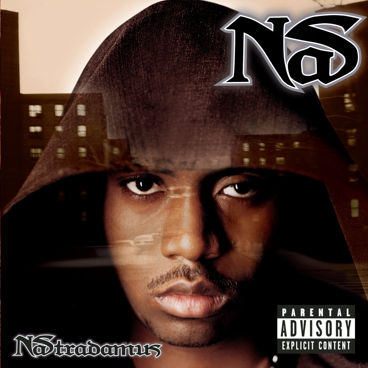 NAS – Nastradamus (Double LP)