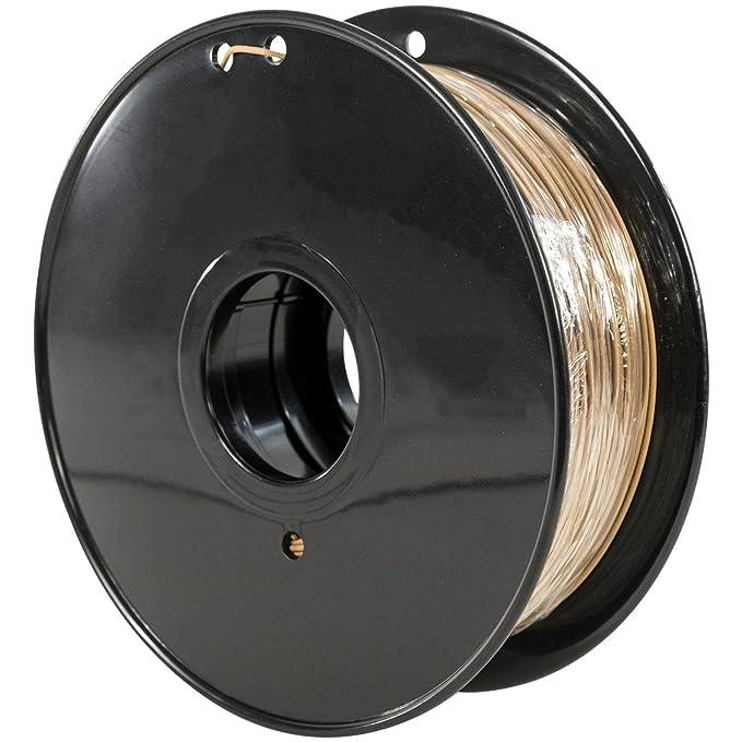 FOXSMART 329701 50160 - Filamento para Impresora 3D (Madera, 1 kg ...