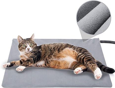 24x30cm 5V2A USB Electric Dog Cat Cloth Heater Pad Washable Pet Carbon Fabric Warmer Cushion Bioaley Pet Heating Pad