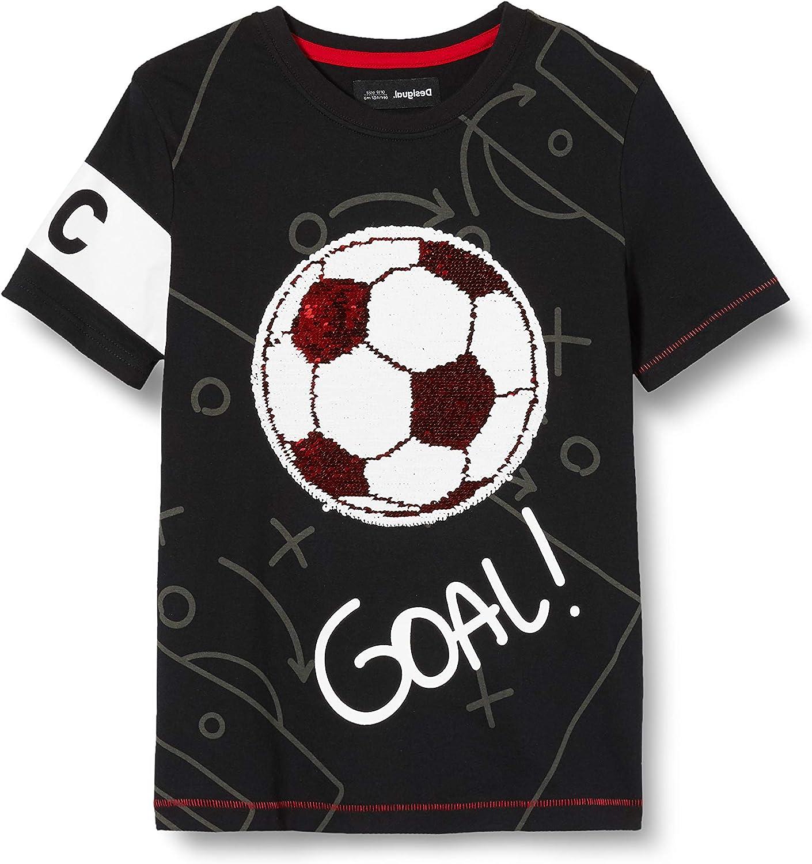 T-Shirt Gar/çon Desigual TS/_Ringo T