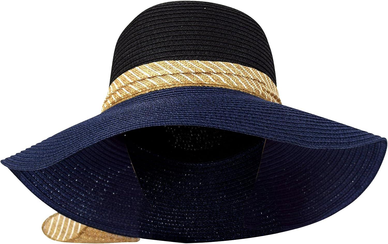 Peach Couture Panama Hats...