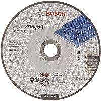 Bosch 2608600321 Metalen rechte snijschijf 180 mm Blauw