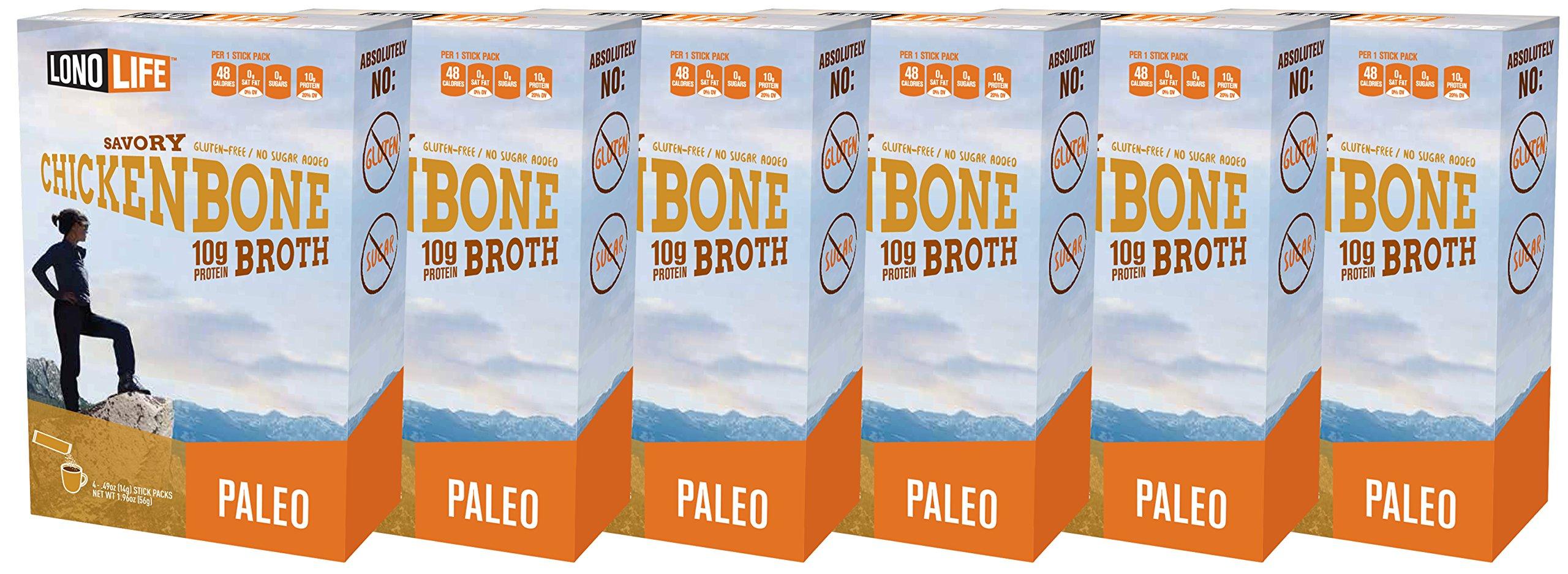 Chicken Bone Broth (24 Count Stick Packs)