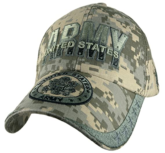 53e840fea448a Image Unavailable. Image not available for. Color  US Army ACU Ball Cap