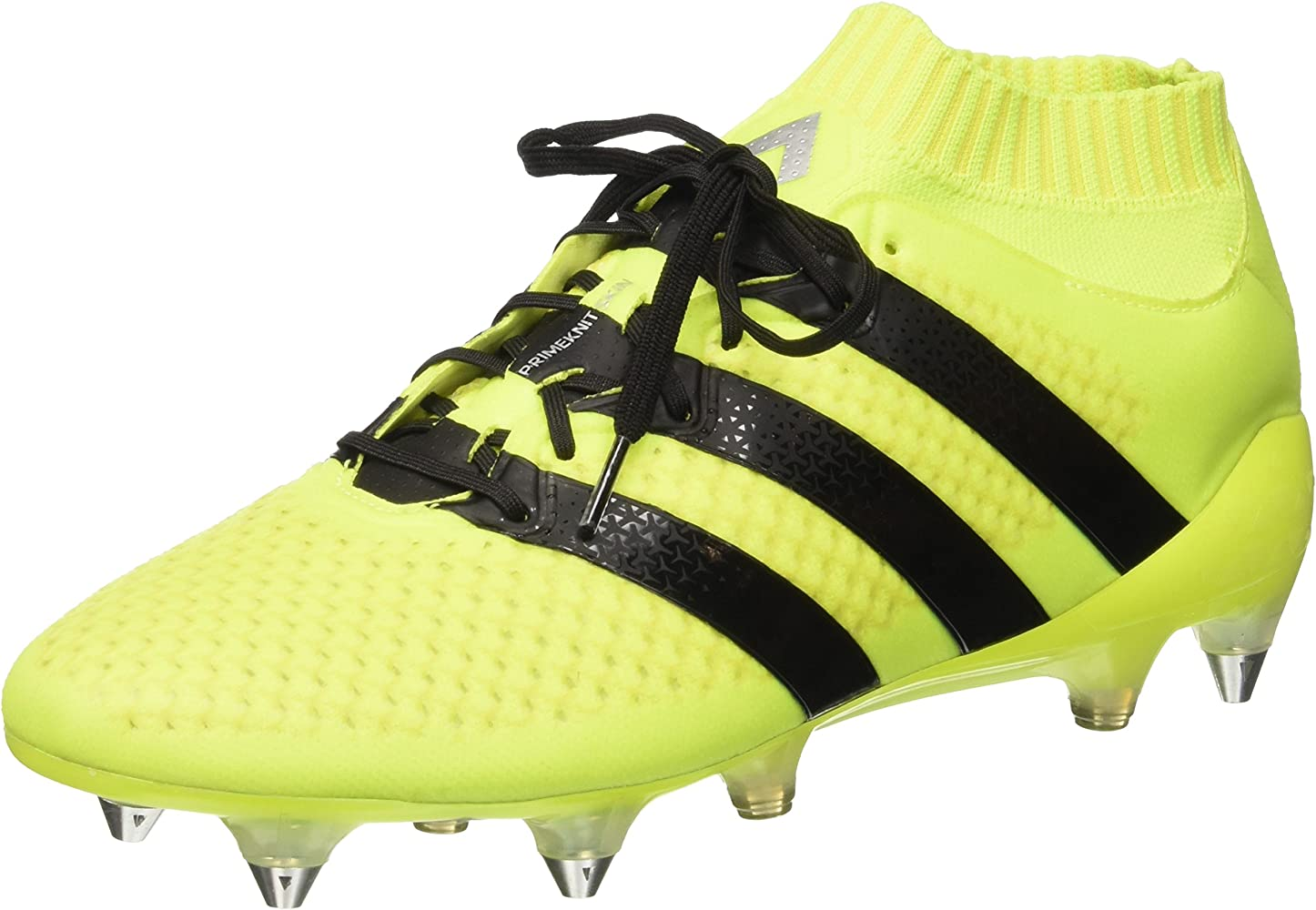 adidas Men's Ace 16.1 Primeknit SG Football Boots, Varios