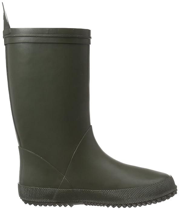 Bisgaard Rain Boot Scandinavia, Polacchine Unisex Bambino, Verde (30 Green), 39 EU