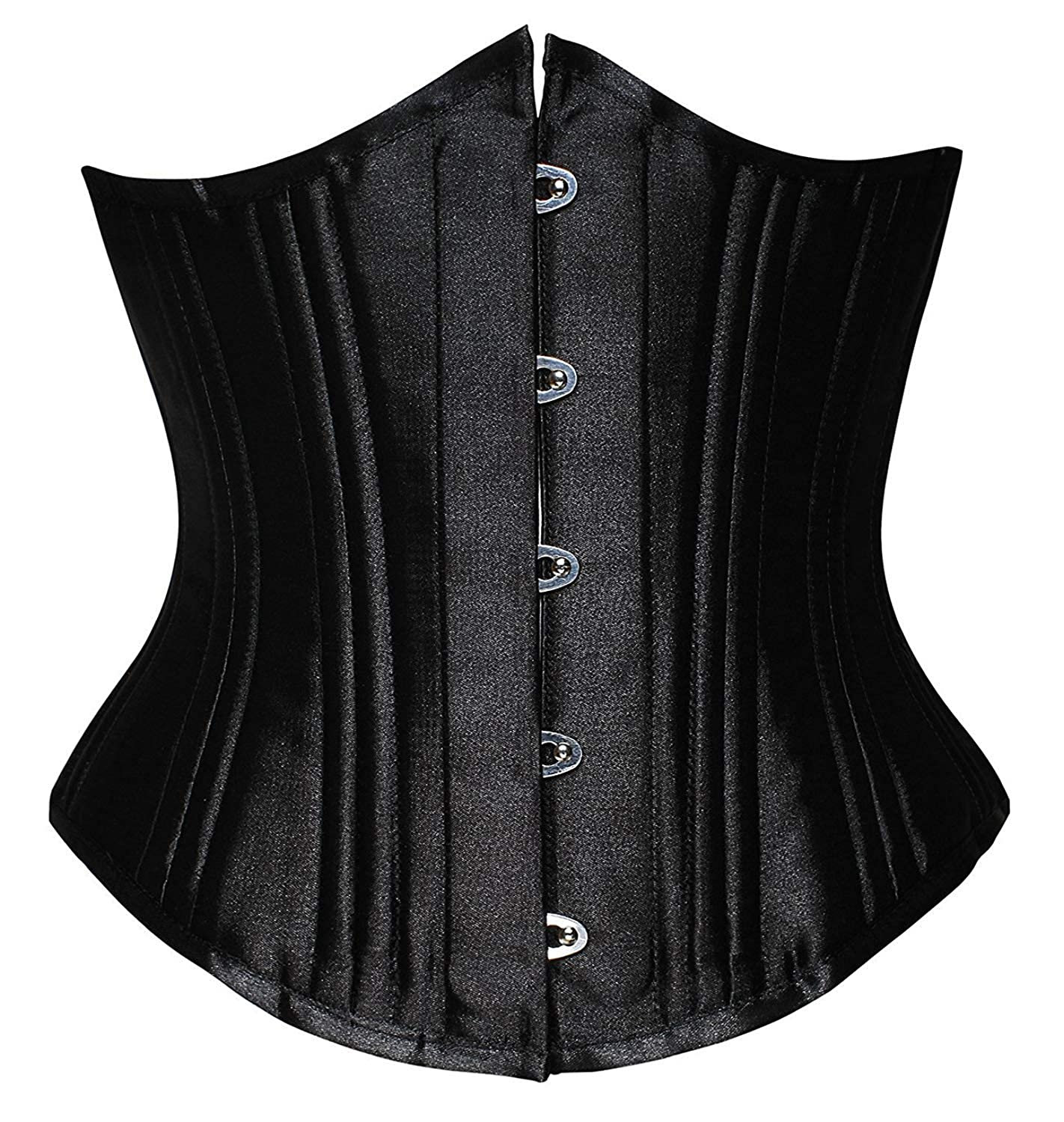 fdff54edb79 Camellias Women s 26 Steel Boned Heavy Duty Waist Trainer Corset Shaper for  Weight Loss at Amazon Women s Clothing store