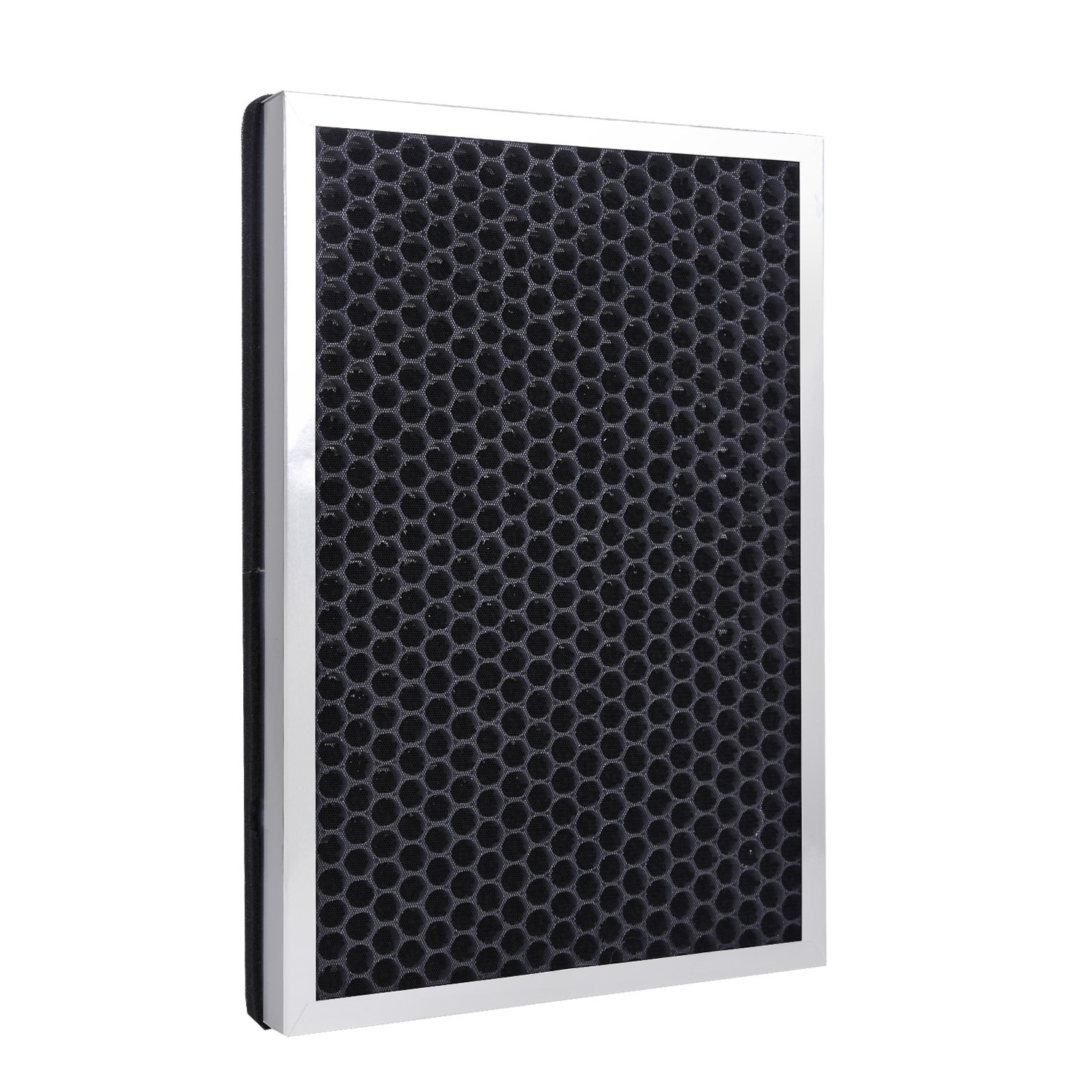 Homeleader Air Purifier J03-031 Replacement Filter, Fibre Filter, High Efficiency HEPA Filter and Activated Carbon Filter 3 In 1 Filter