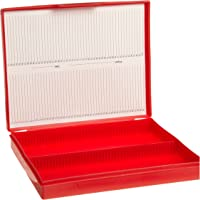 Heathrow Scientific HD15991B Economy - Caja para portaobjetos