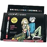 Copic Ciao Manga Amor Marker Set (Paquete de 20)