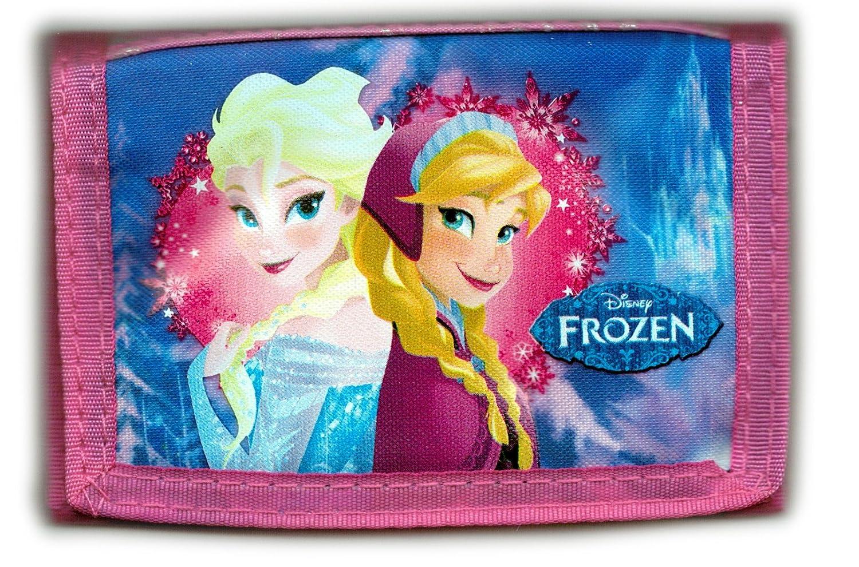 Disney FROZEN - Monedero, monedero, cartera para niños (3 ...