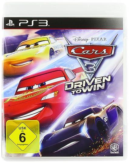 03fcb1f3a7 Cars 3  Driven To Win - PlayStation 3  Edizione  Germania   Amazon.it   Videogiochi