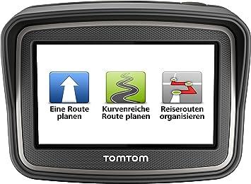 Tomtom Rider Europe Premium Pack V4 Motorradnavigationsgerät