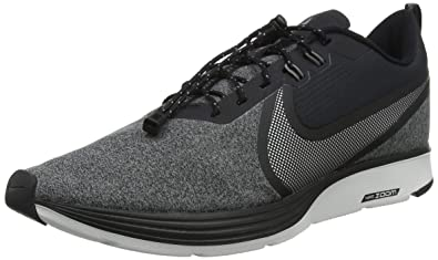 c7a6576b01a2b Nike Men s s Zoom Strike 2 Shield Competition Running Shoes Multicolour  (Cool Grey Metallic Silver