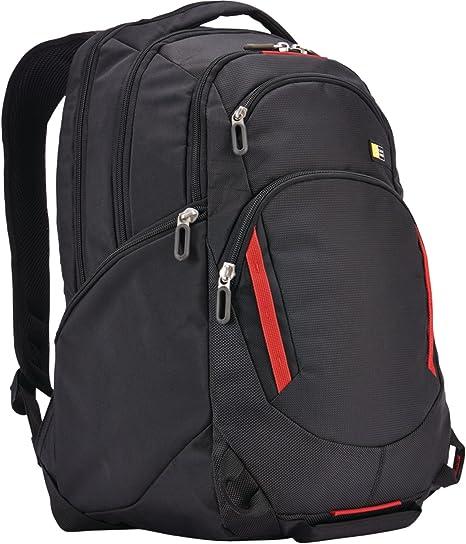Case Logic BPED115 Evolution Deluxe Rucksack für NotebookTablet bis 39,6 cm (15,6 Zoll) schwarz
